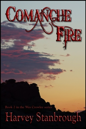 Comanche Fire 300