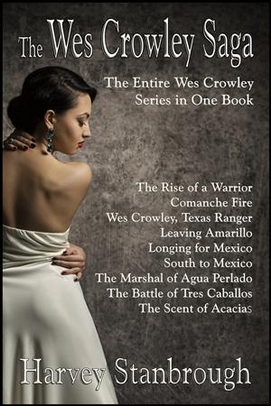 Wes Crowley Saga 300